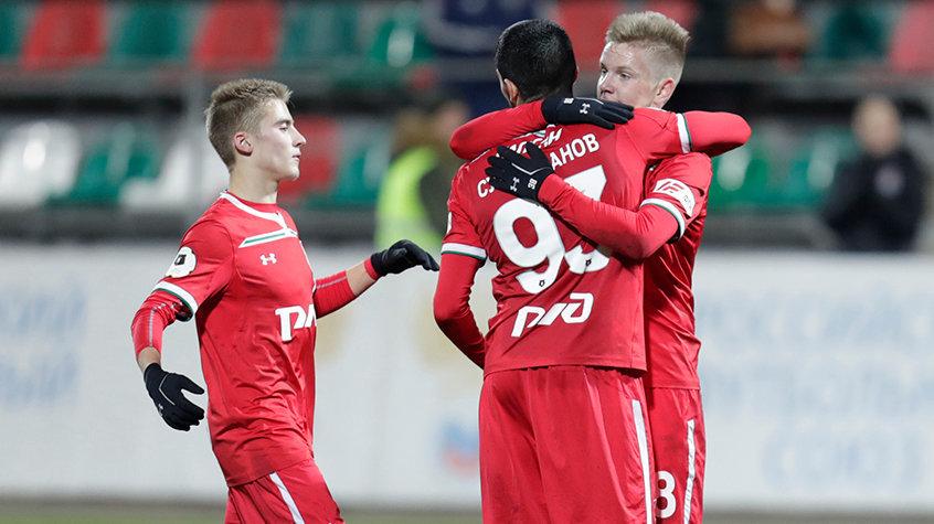 «Локомотив» проиграл «Галатасараю» в Юношеской лиге УЕФА