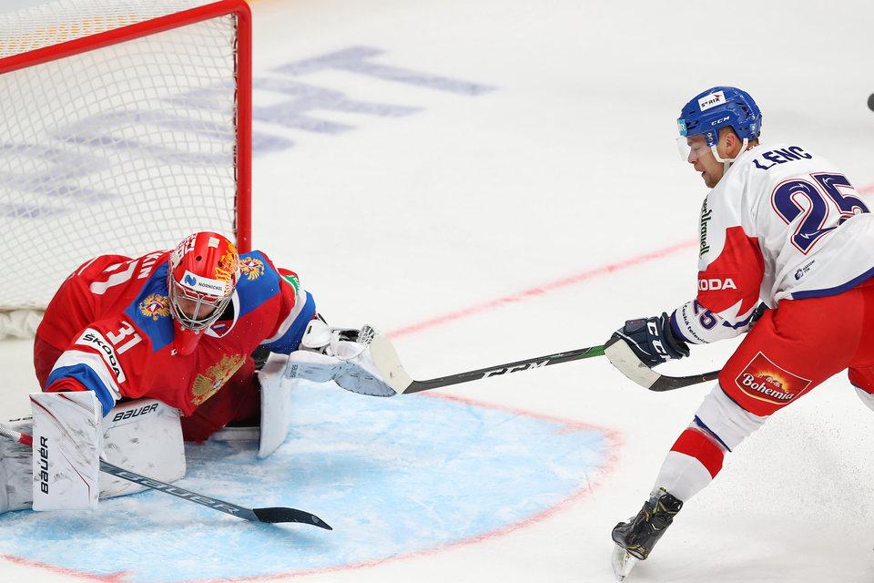 Перенесенный на август заключительный этап Еврохоккейтура отменен