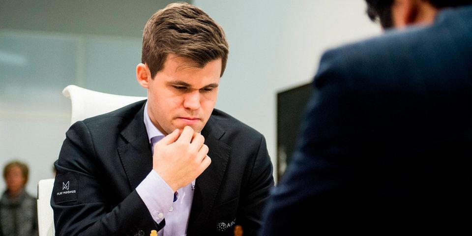 Магнус Карлсен: «Я не очень рад ничьей, но это лучше, чем поражение»