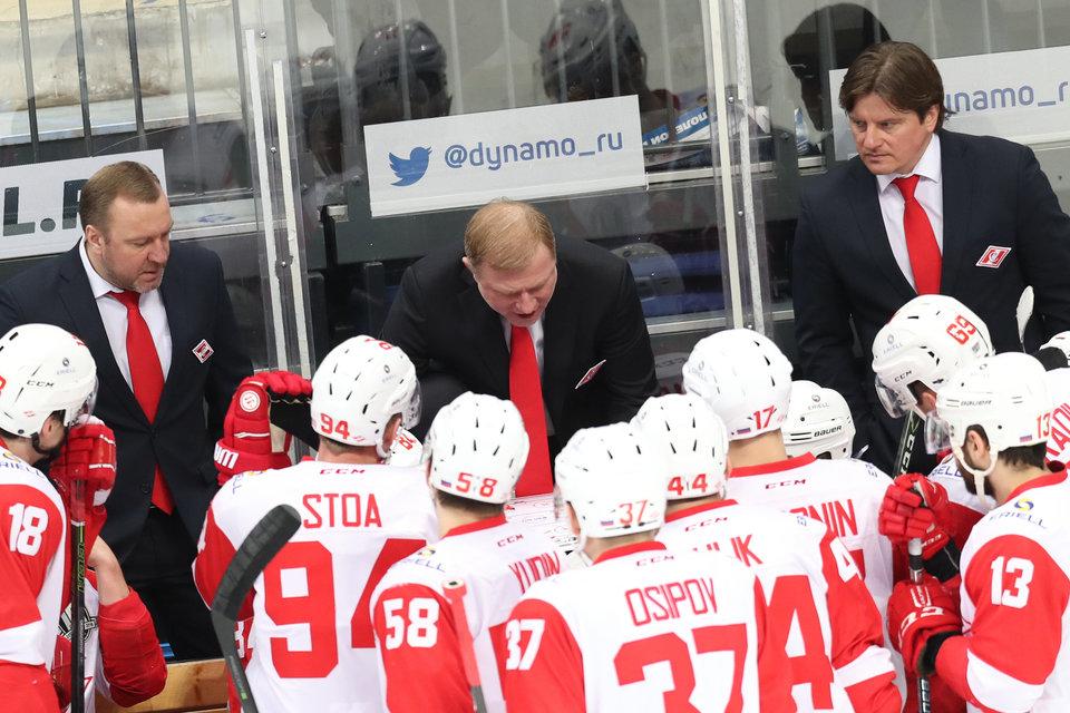 Где  «Спартаку» искать тренера?