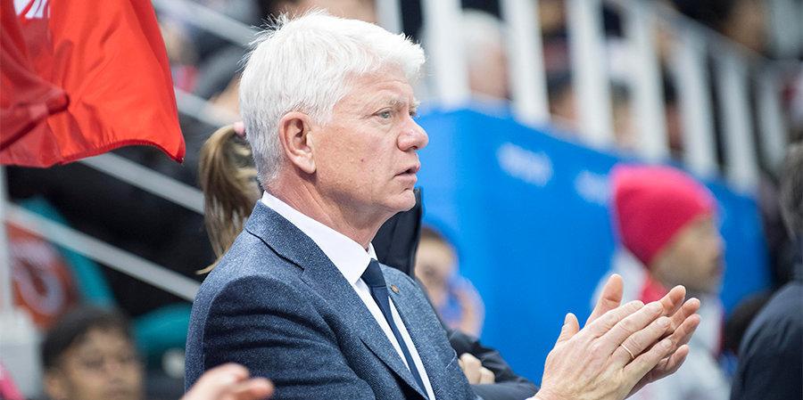 Тардиф обошел Райндла во втором туре голосования за пост президента ИИХФ, Бах-Нильсен выбыл из борьбы