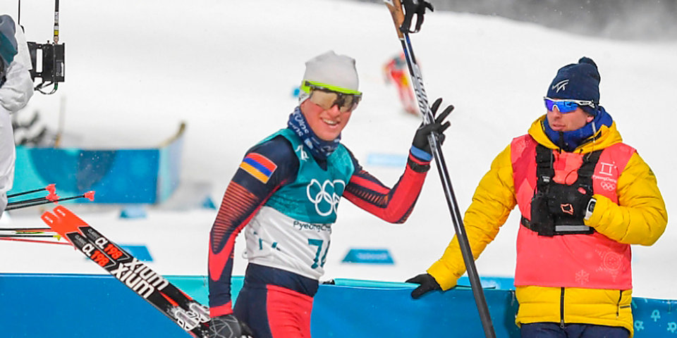 Лыжник из Армении Микаел Микаелян: «В Пхенчхане мой брат боролся бы за топ-10»