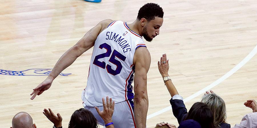 Док Риверс: «Надеюсь, что Симмонс продолжит играть в «Сиксерс»