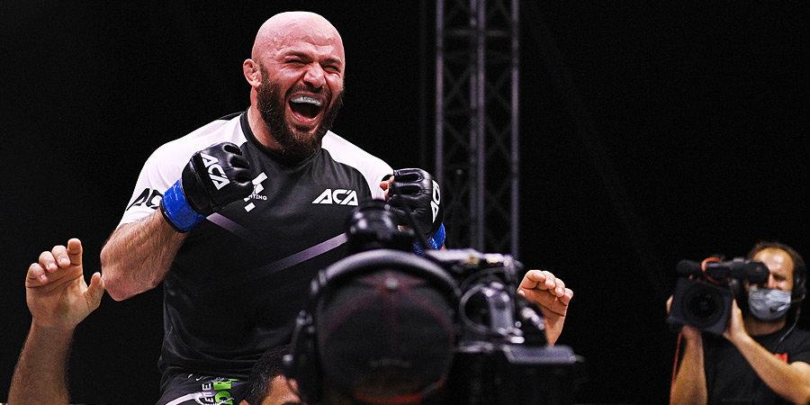 Исмаилов рассказал, ради какого боя готов прийти в UFC