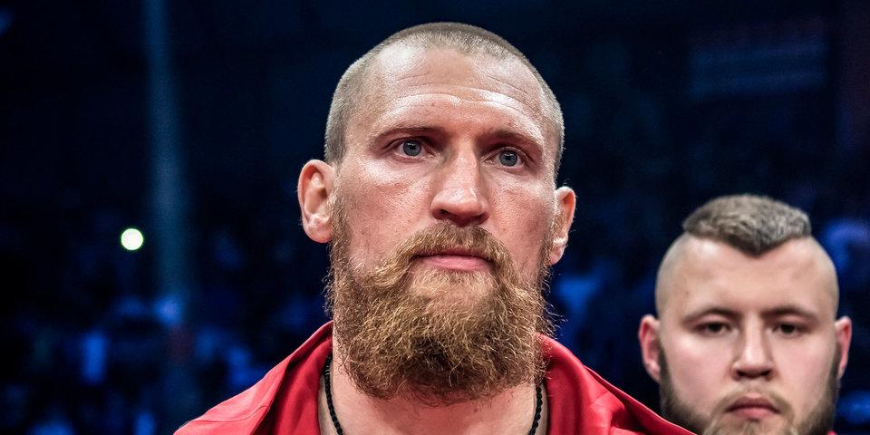 Кудряшов выступит во Всемирной суперсерии бокса вместе с Гассиевым и Хуком