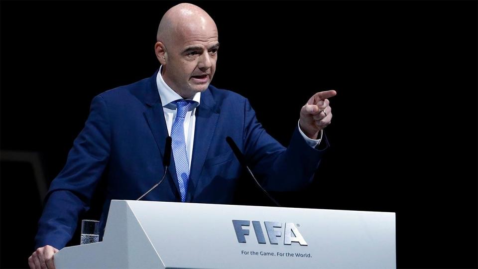 Джанни Инфантино: «Катар может извлечь много уроков из ЧМ-2018»