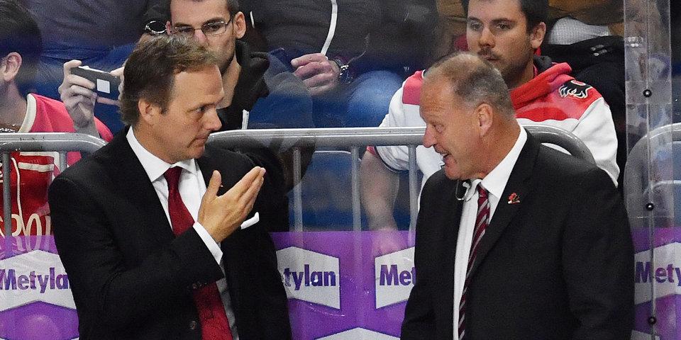 Главный тренер сборной Канады: «Некоторых игроков сборной России я вообще не знаю. Но какие же это мастера»