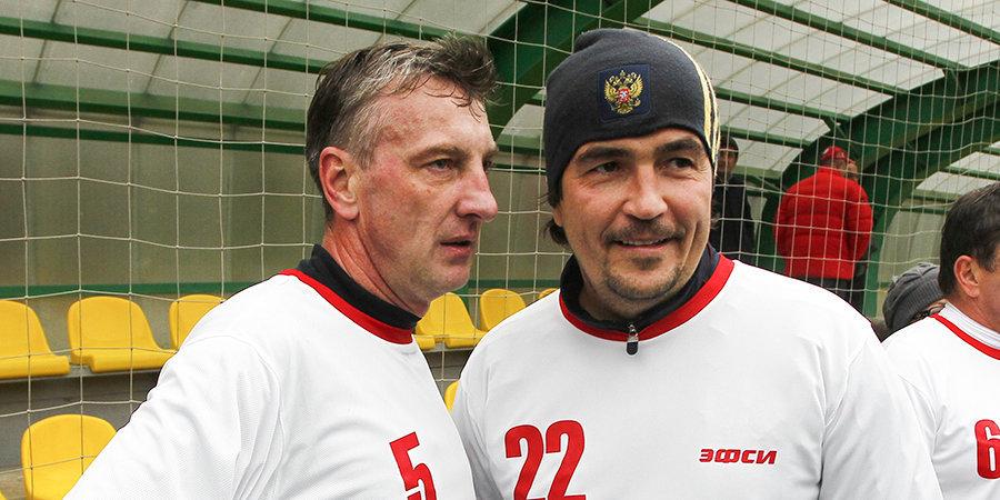 «Если не нужен ЦСКА, прошу снять со стен мои фотографии». Интервью Дмитрия Кузнецова, которому сегодня 55