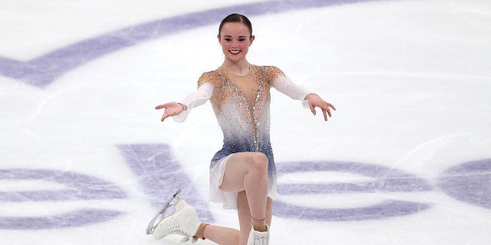 Белл призналась, что ей было тяжело выходить на лед после Медведевой