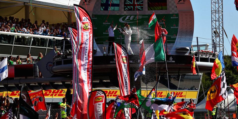 Хэмилтон победил и возглавил общий зачет, Квят – 12-й. Лучшие моменты «Гран-при Италии»