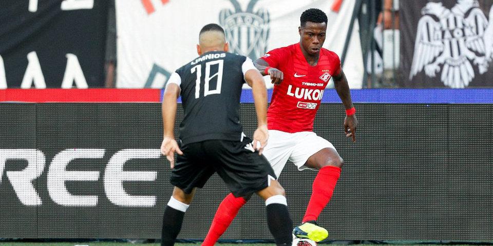 «Спартак» требует от «Милана» 25 миллионов за Промеса