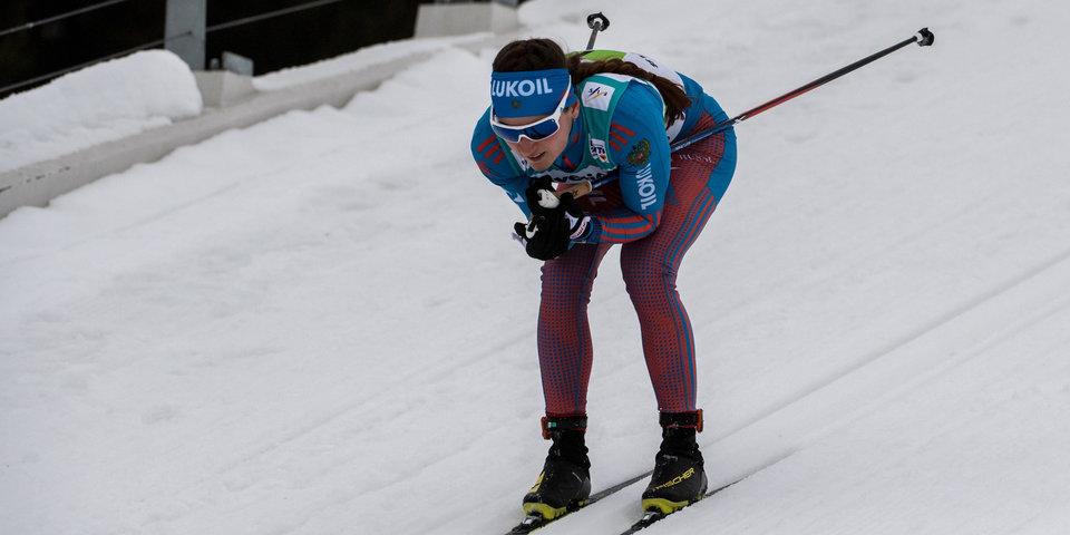 Белорукова пропустит «Тур де Ски» из-за травмы носа и шеи