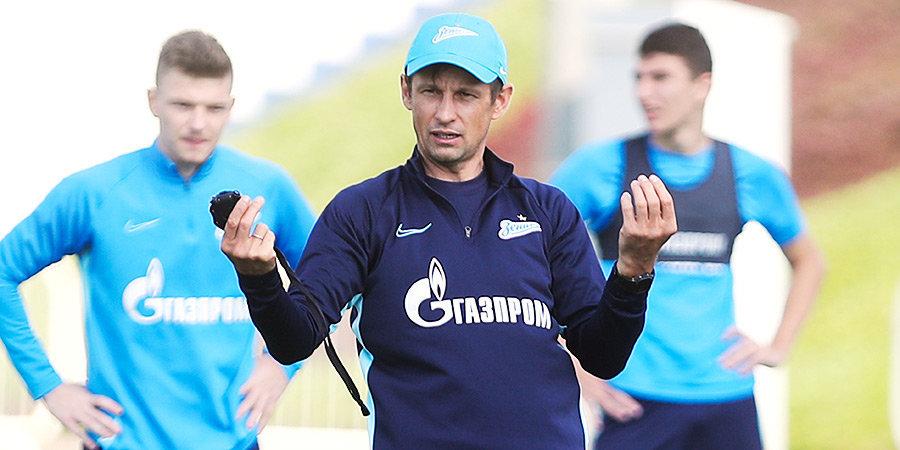 Сергей Семак: «Победа над ЦСКА подняла настроение»