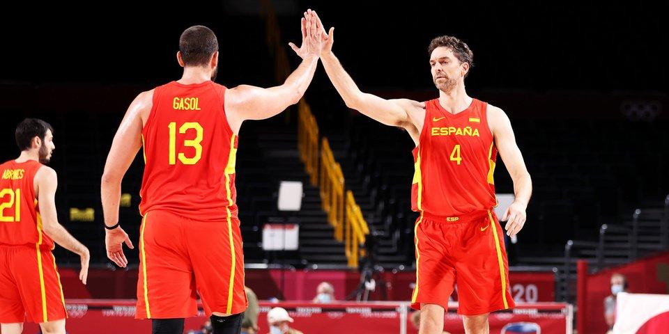 Братья Газоли завершили карьеру в сборной Испании