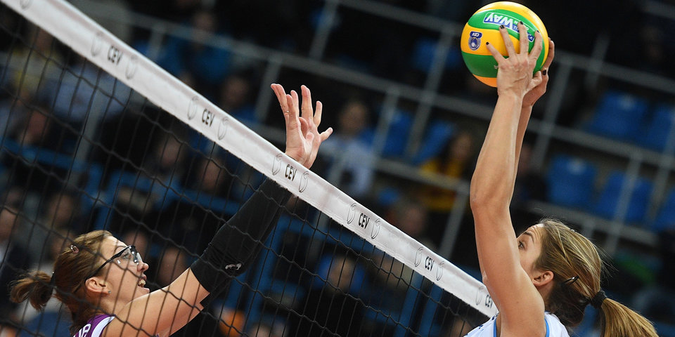 Российские волейболистки проиграли США в Японии