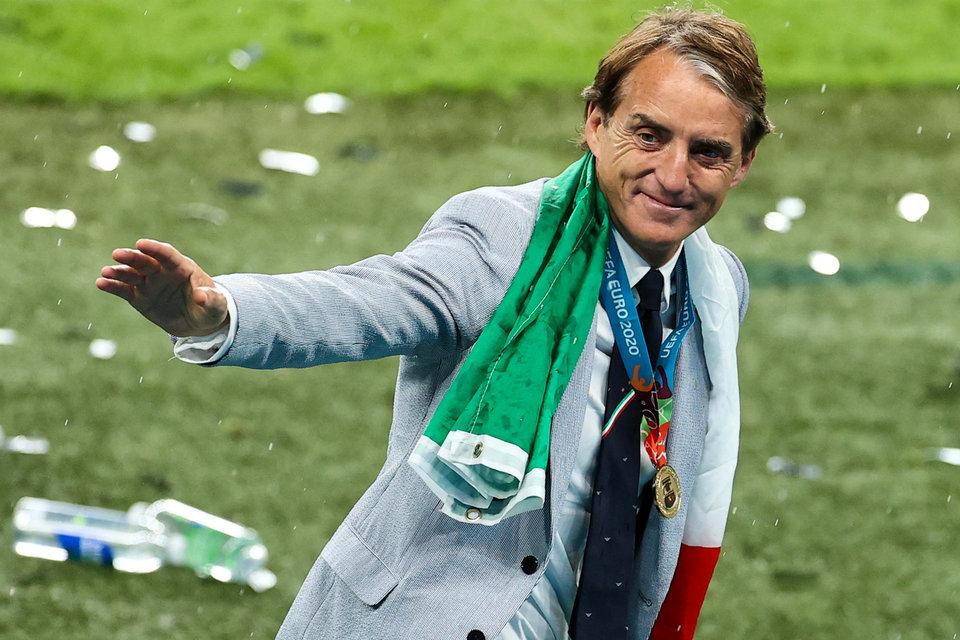 Италия повторила мировой рекорд по длительности беспроигрышной серии