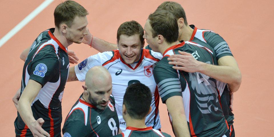 «Белогорье» прошло в четвертьфинал Кубка ЕКВ