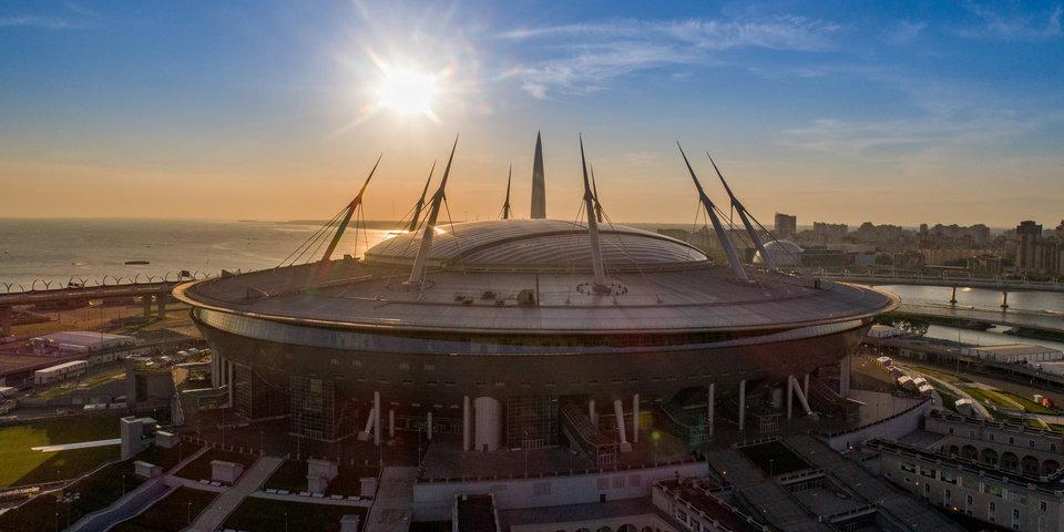 Финал Лиги чемпионов в Санкт-Петербурге смогут посетить около 3,5 тысяч иностранных болельщиков
