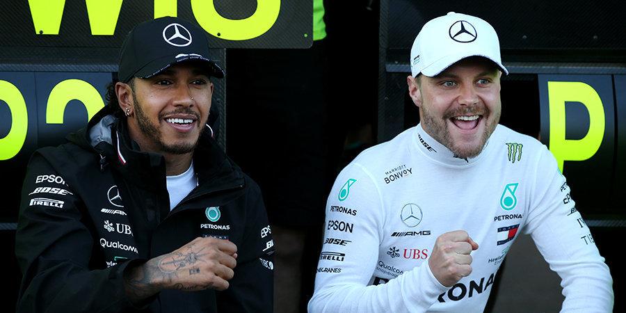 «Мерседес» и Квят вошли в историю «Формулы-1». По-разному
