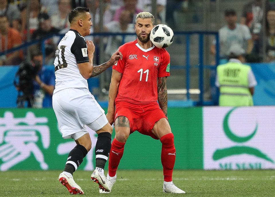 Бехрами больше не нужен сборной Швейцарии