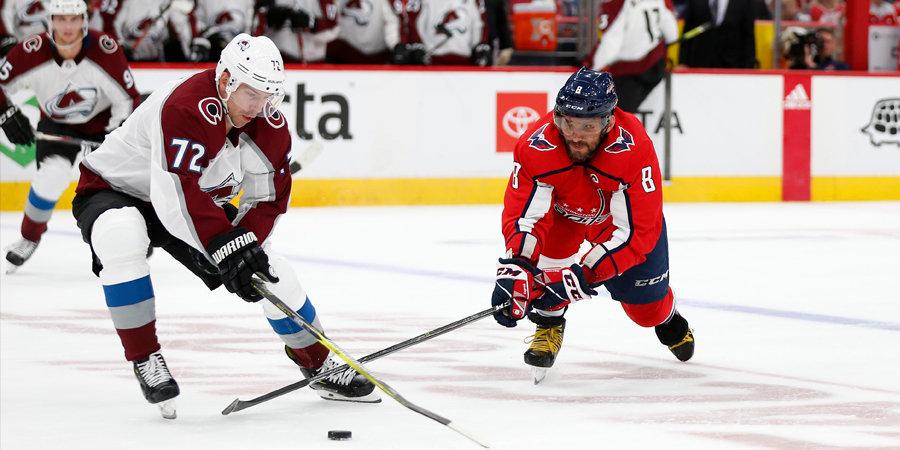 Овечкин и Дадонов снова забивают, Самсонов допускает первую серьезную ошибку в «Вашингтоне». Обзор дня НХЛ