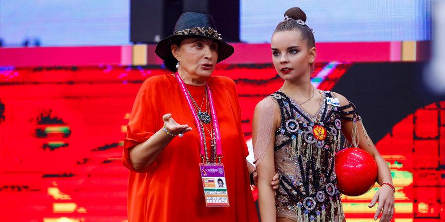 «Слава богу, получилось, что мы проиграли одну золотую медаль». Ирина Винер подводит итоги ЧМ