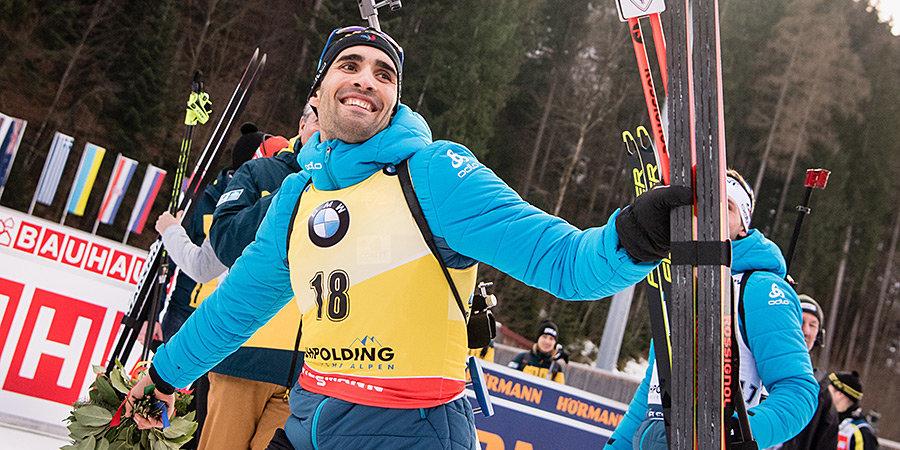 Мартен Фуркад: «Я наслаждаюсь каждой победой, как в последний раз»