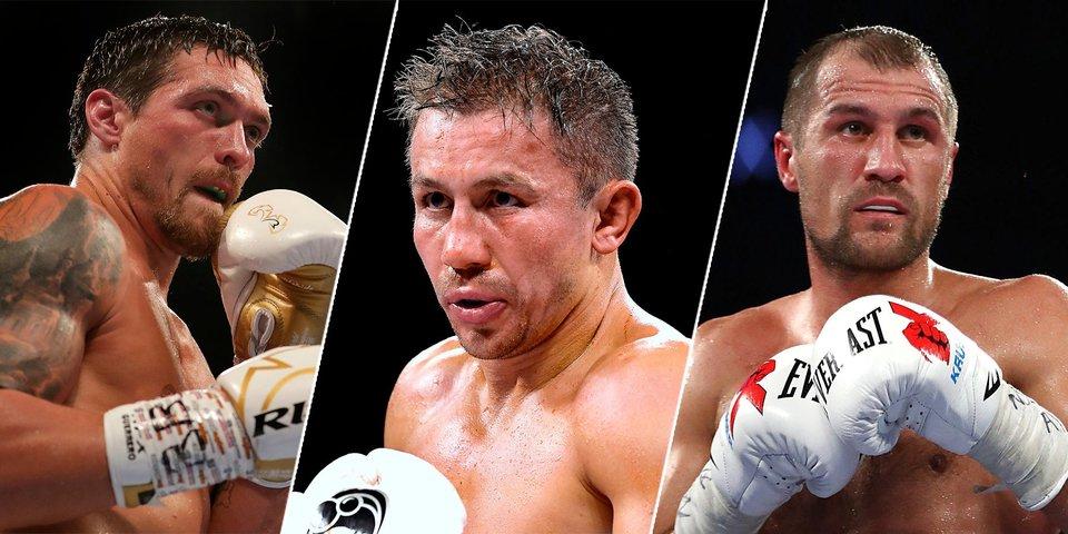 Усик, Головкин или Ковалев – кто лучший русскоговорящий боксер сегодня?
