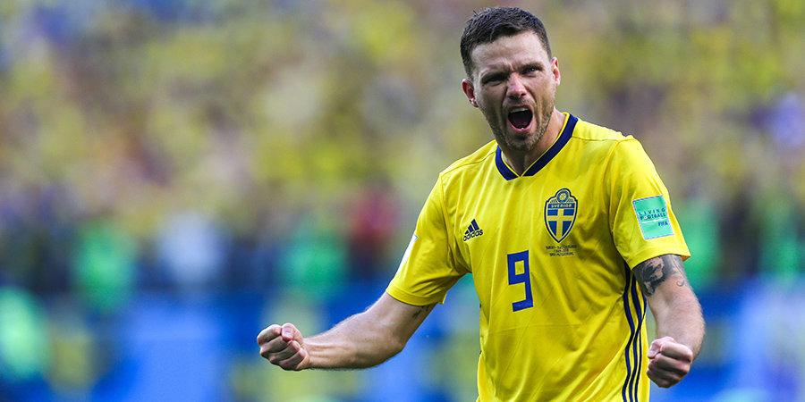 По прозвищу «черный». «Краснодар» взял шведа, который успешно заменил Ибрагимовича в сборной и выбил Россию из Лиги наций