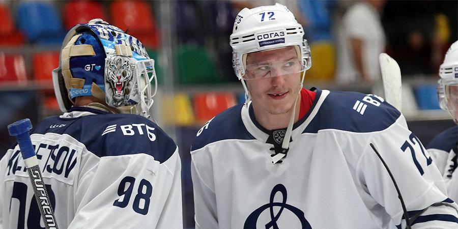 «Не надо сравнивать Кузнецова с Шипачевым!» Дмитрий Яшкин — о своем дебюте в «Динамо»