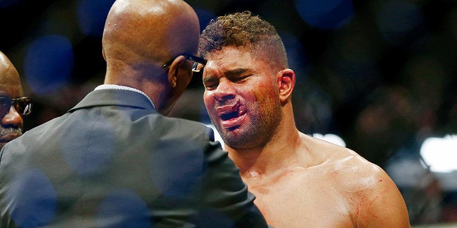 Страшный нокаут в UFC. До конца боя оставалось четыре секунды