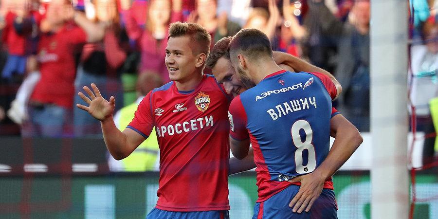 «Наш малочисленный отряд как-то движется вперед». ЦСКА победил, но снова потерял игрока из-за травмы