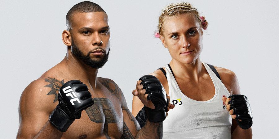 «Из ста сообщений на русском только одно хорошее». Как реагируют на русско-бразильскую пару в UFC