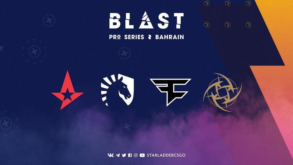 В Бахрейне разыгрывают 500 тысяч долларов на турнире по CS:GO. Онлайн