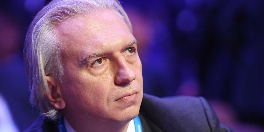 «РФС считает дизайн неудачным». Подробный Дюков – о скандале с формой, судейской реформе и отстранении Вилкова