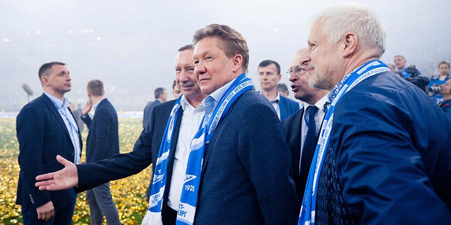 «Зенит» в топ-30 по доходам, ЦСКА – один из лучших по чистой прибыли. Главное из отчетов УЕФА и Deloitte