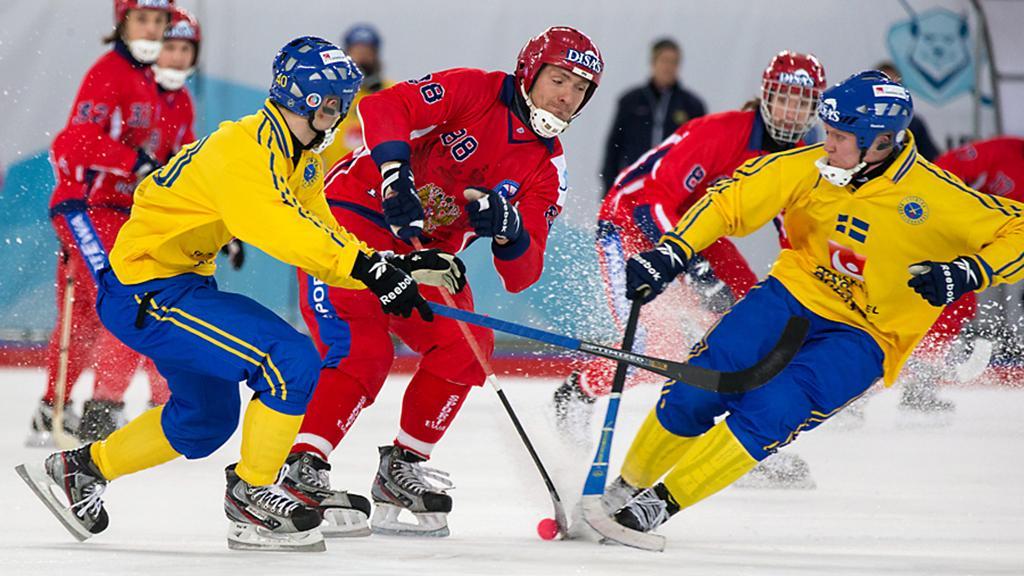 Юношеская сборная РФ побенди выиграла уфиннов сразгромным счетом