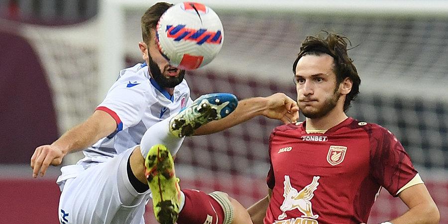 СМИ узнали, почему «Милан» не сделал предложения «Рубину» по Хвиче