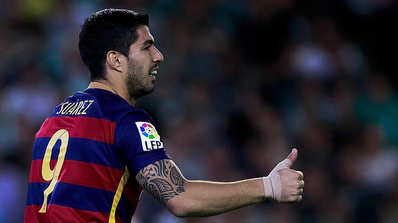 Луис Суарес продлил договор с«Барселоной» до 2021-ого
