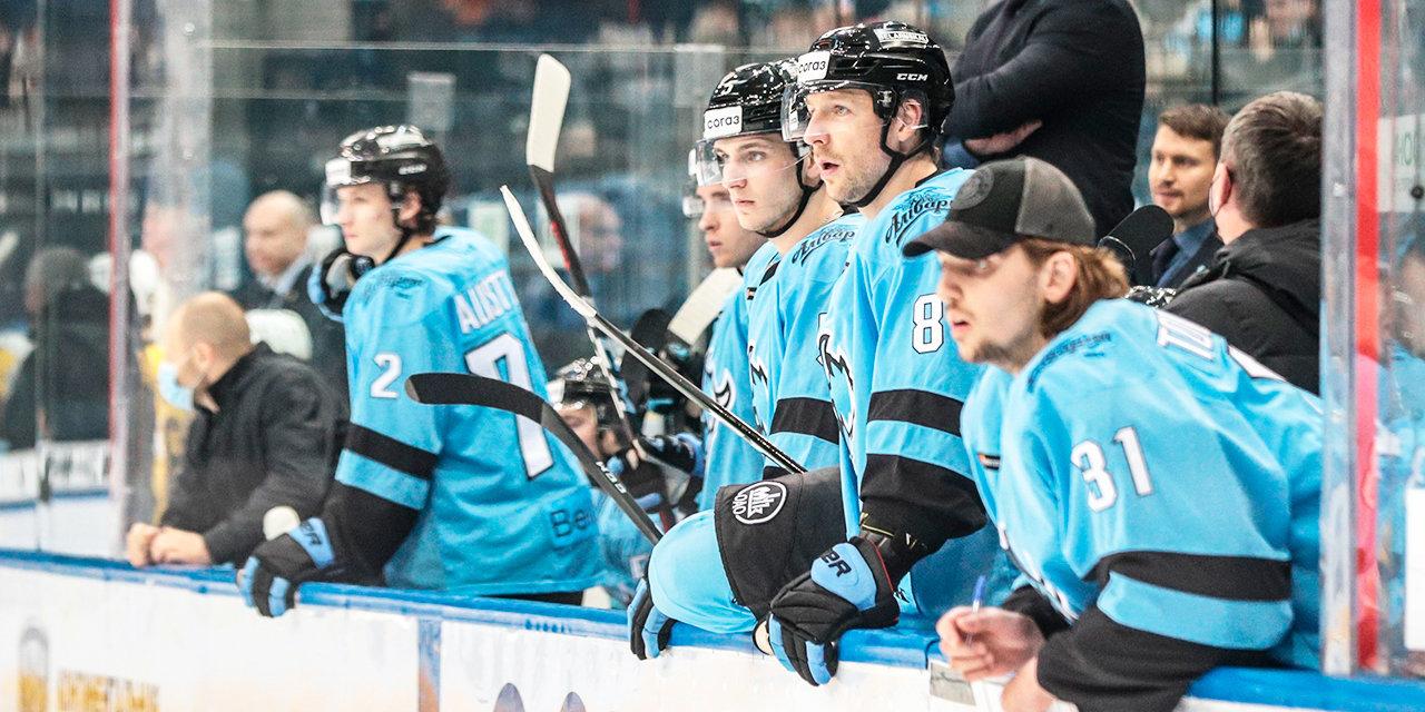 Михаил Грабовский: «Хоккеисты минского «Динамо» уже привыкли играть при пустых трибунах»