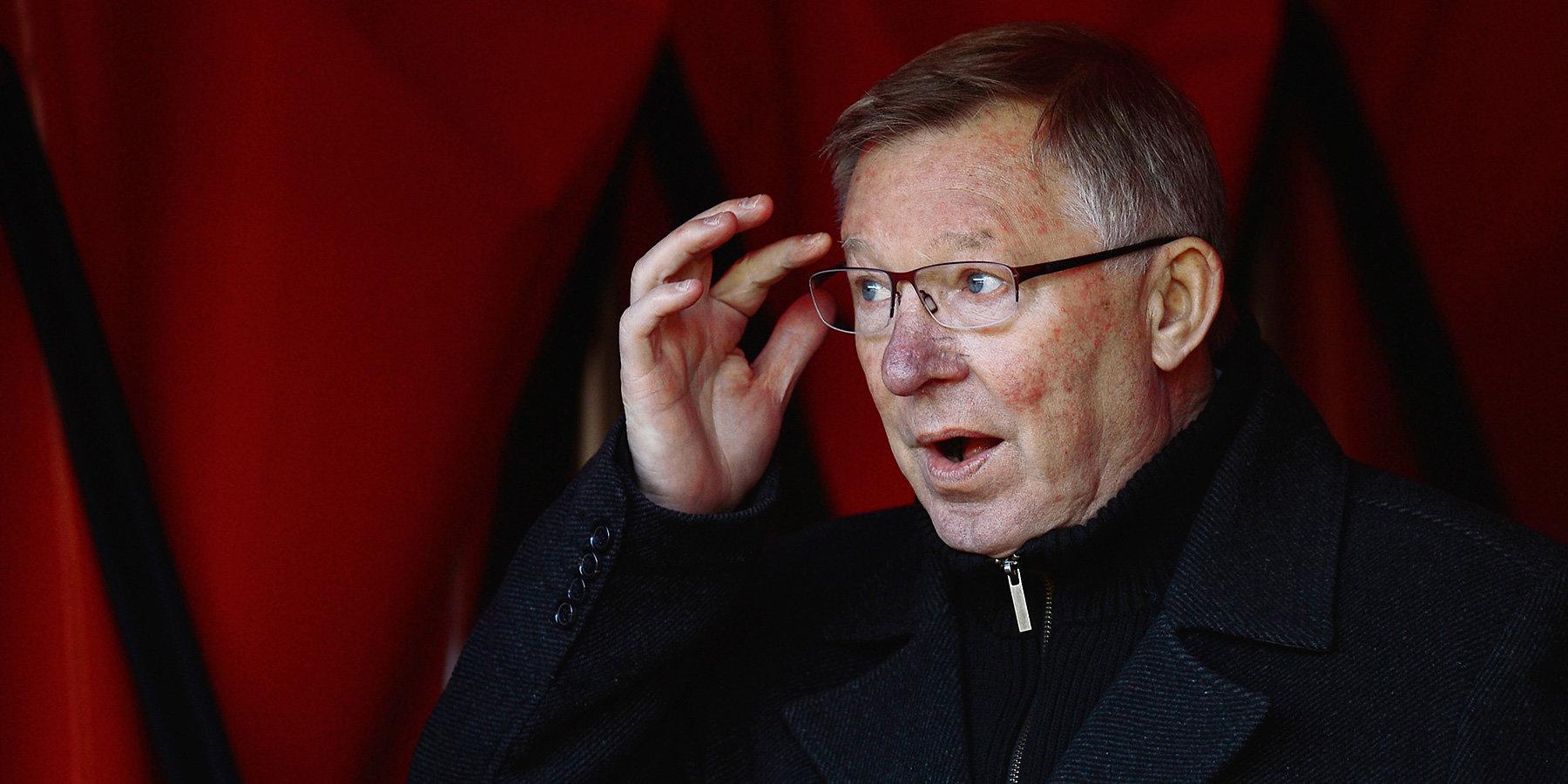 «Величайший». «Манчестер Юнайтед» поздравил Фергюсона с 79-летием