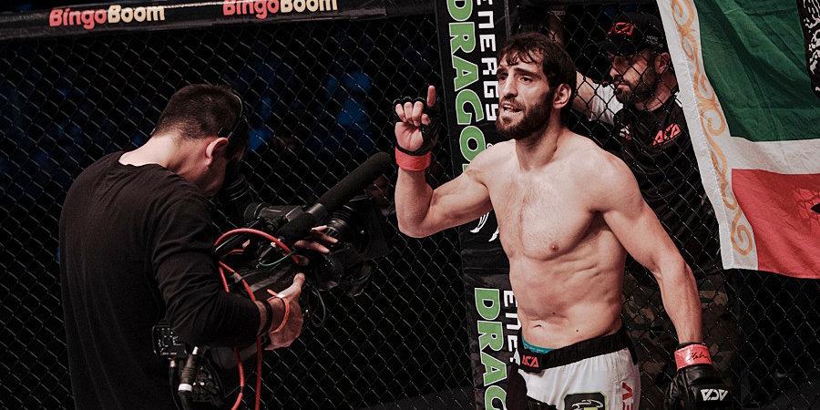 Хусейн Халиев: «Конор — очень удобный боец для меня. Со мной ему будет тяжело»