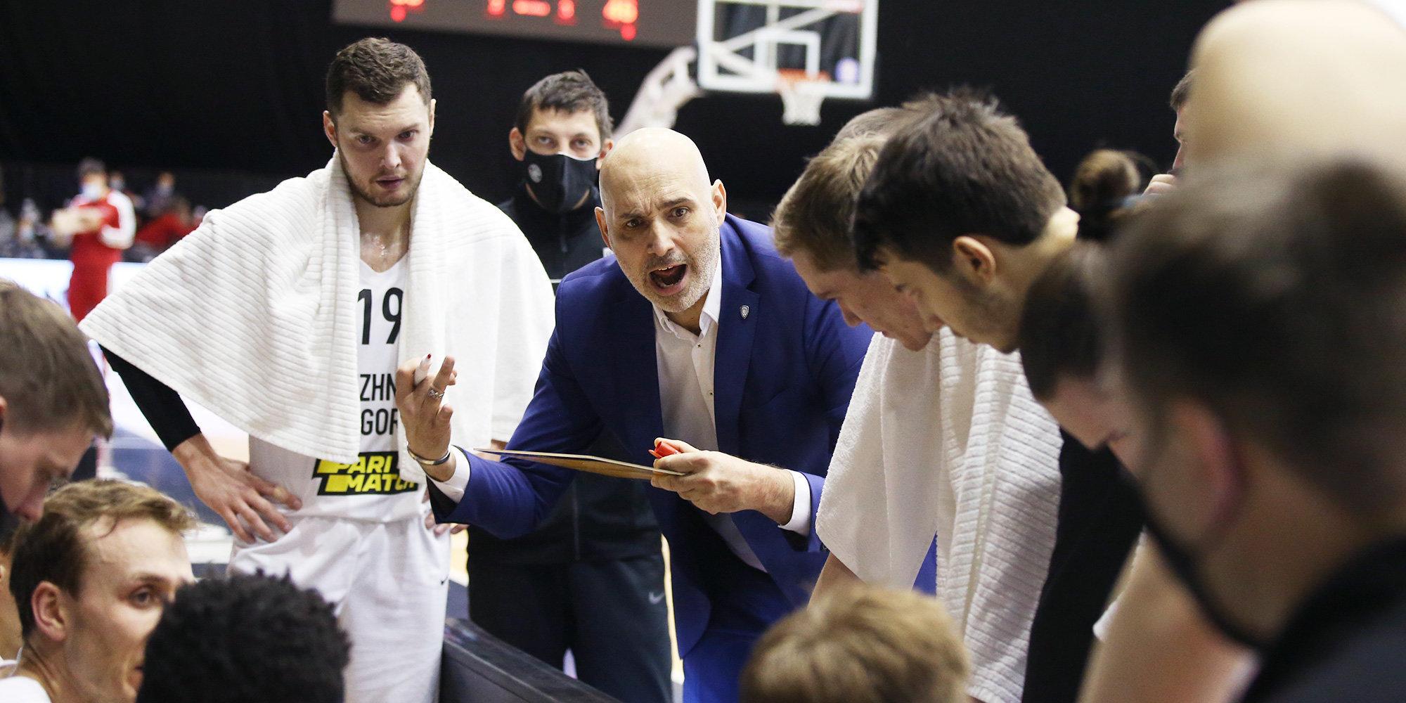 Матч «Нижнего Новгорода» в Лиге чемпионов перенесен из-за коронавируса