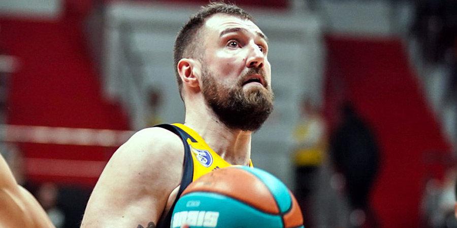 Сергей Карасев: «Рад присоединиться к «Зениту», который в прошедшем сезоне показал феерический баскетбол не только в России, но и в Евролиге»