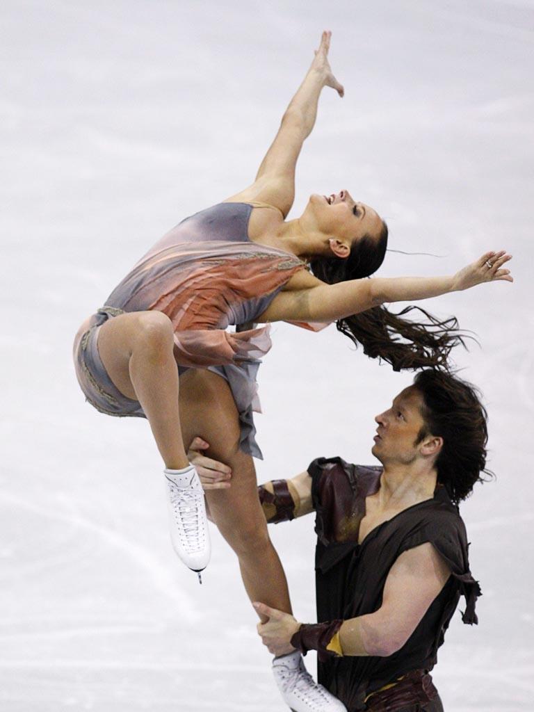знакомства танцы на льду обнажение надоесть мужчине, женщина