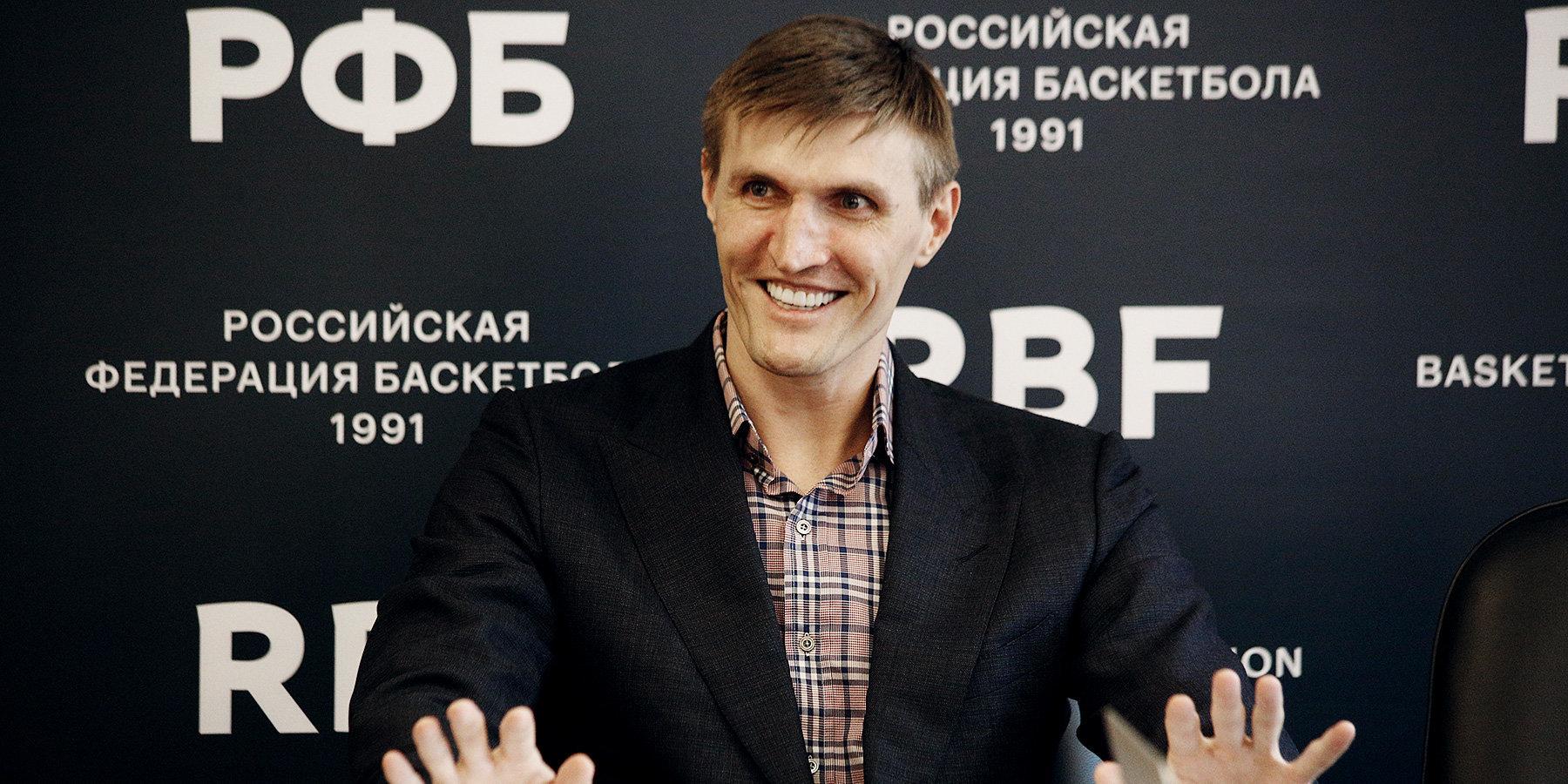 Андрей Кириленко: «Если ввести лимит на легионеров, то разница между ЦСКА и другими командами будет не 20-30 очков, а 150»