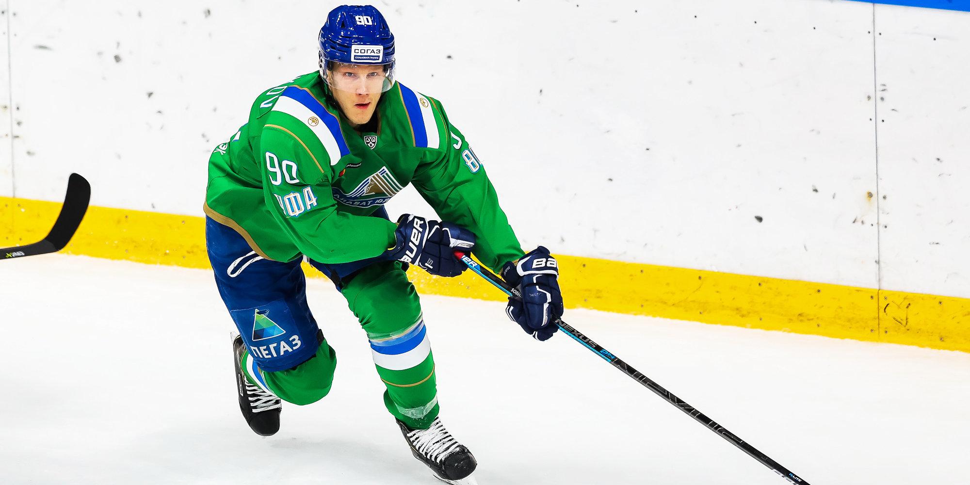 «Салават Юлаев» одолел московское «Динамо» в овертайме