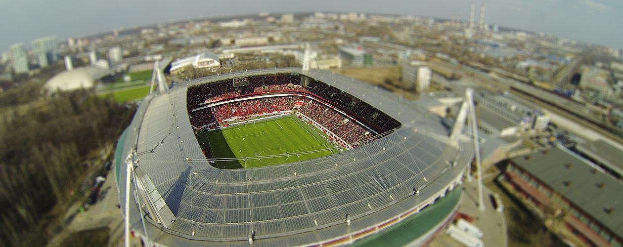 На матч между «Локомотивом» и «Марселем» будет допущено 30 процентов от вместимости трибун