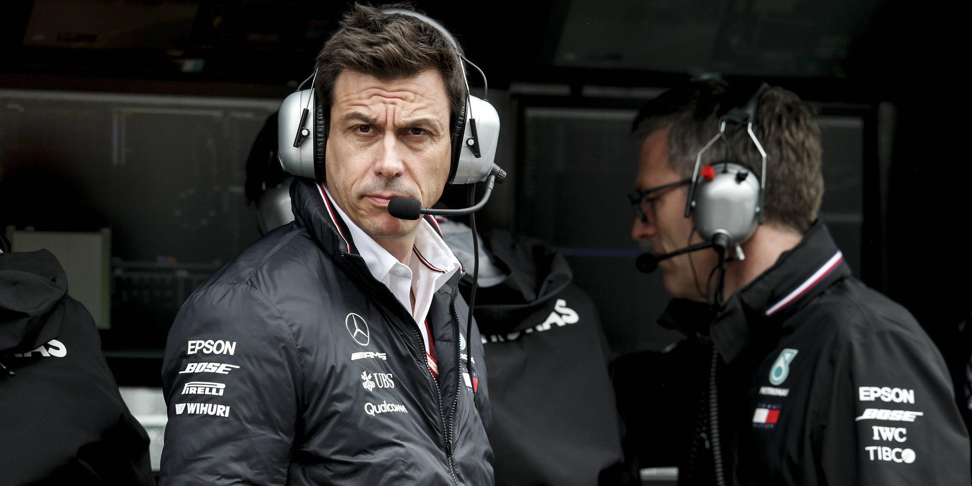 Глава «Мерседеса» не исключает, что команда начнет выступать в других гоночных сериях