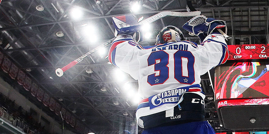 Аскаров и Сорокин возглавили список самых многообещающих вратарей НХЛ